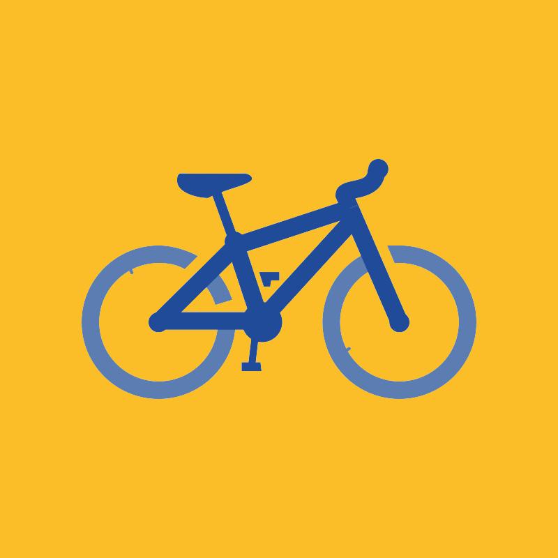 cartes visite de Cyclo Pierrot, réparation de vélos - ordesign graphiste et webdesigner